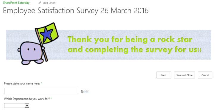 Survey 14