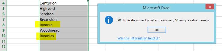 Remove Duplicates 2
