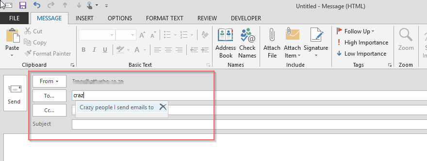 how to create a distribution group in outlook 2010