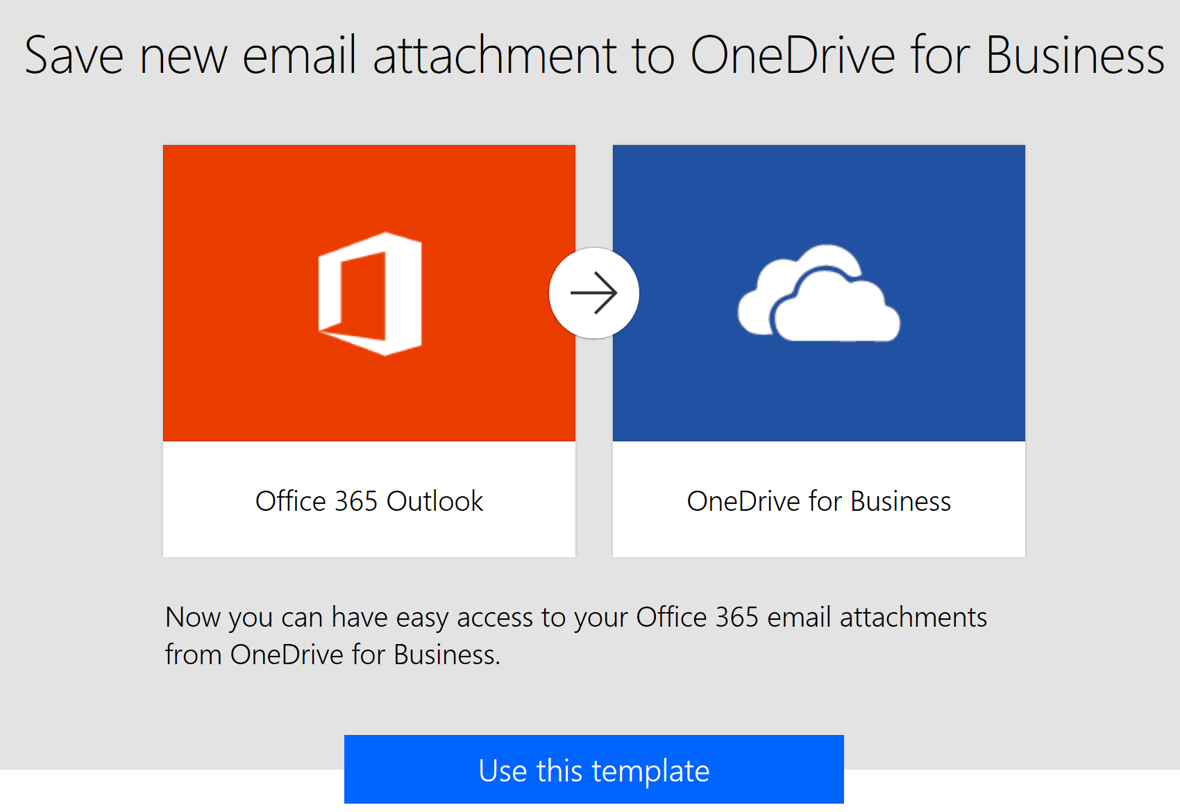 Day 253 – Flow: Save new email attachment to OneDrive for