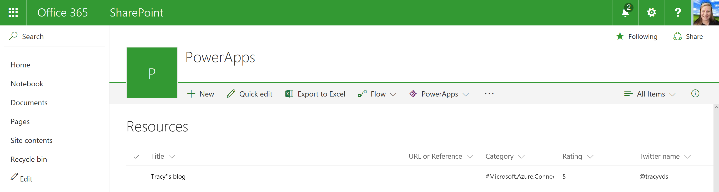 """Search Results for """"PowerApps"""" – Tracy van der Schyff"""