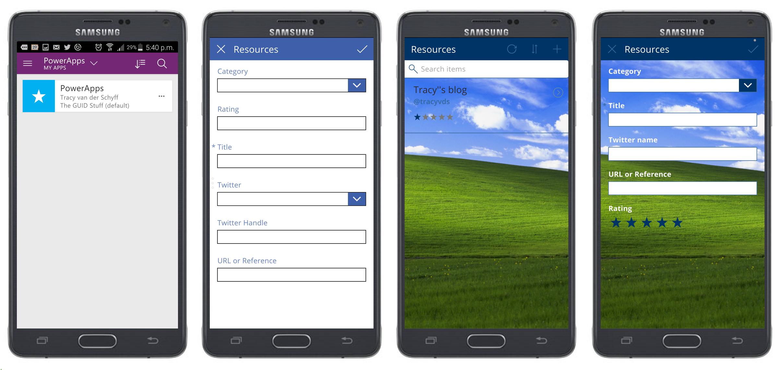 Day 259 – PowerApps: Basic Form Edit – Tracy van der Schyff
