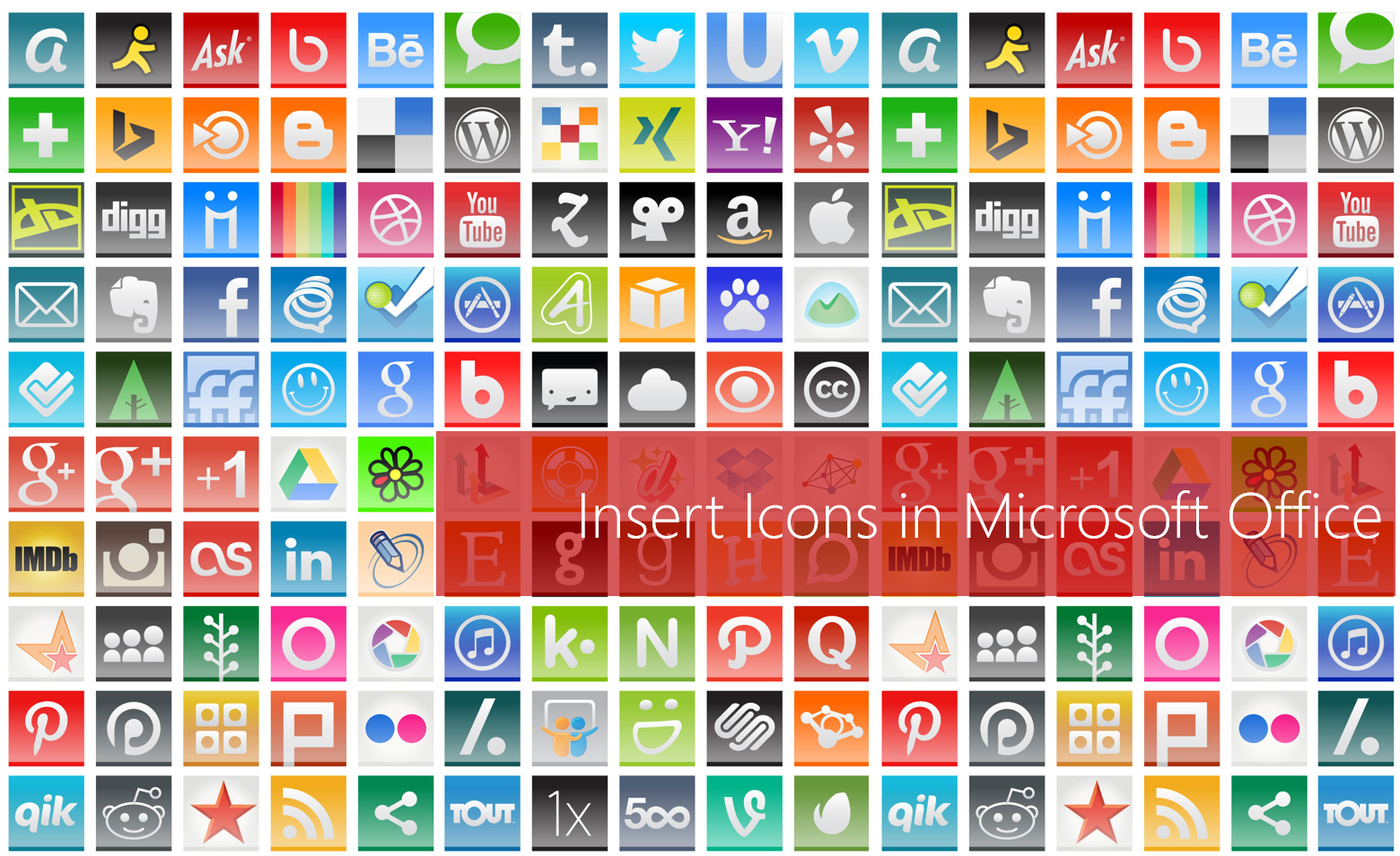 Microsoft 365 Day 38: Insert SVG Icons in Microsoft Office