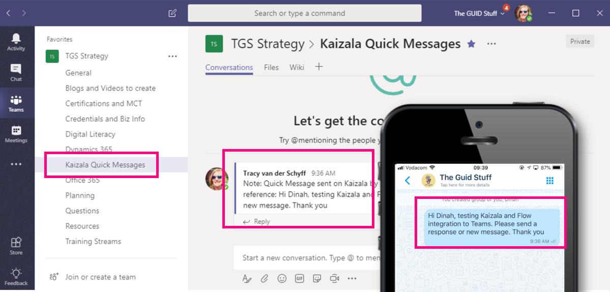 Microsoft365 Day 193: Communication options with Microsoft