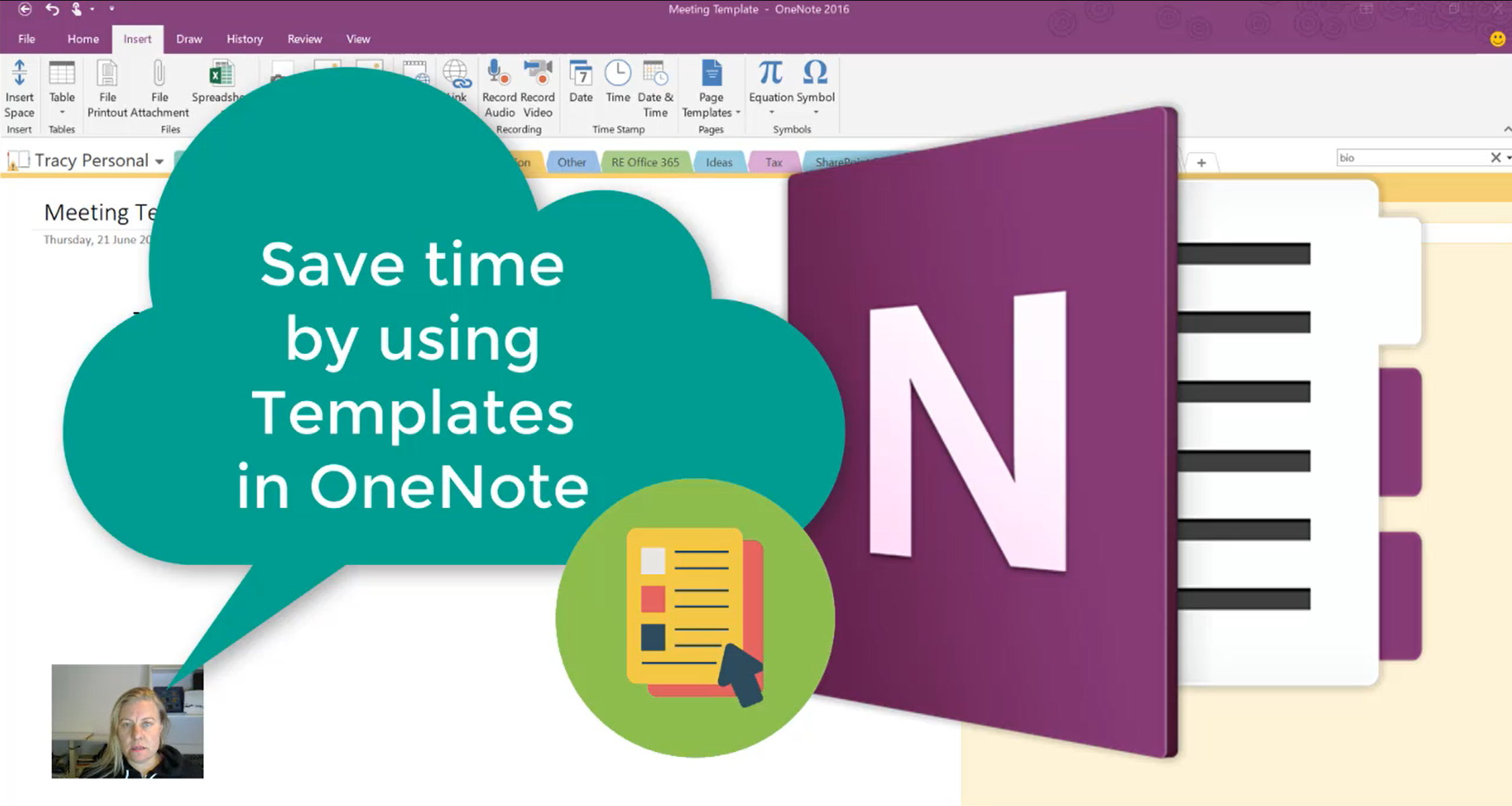 Microsoft365 Day 275: Save time with Page Templates in