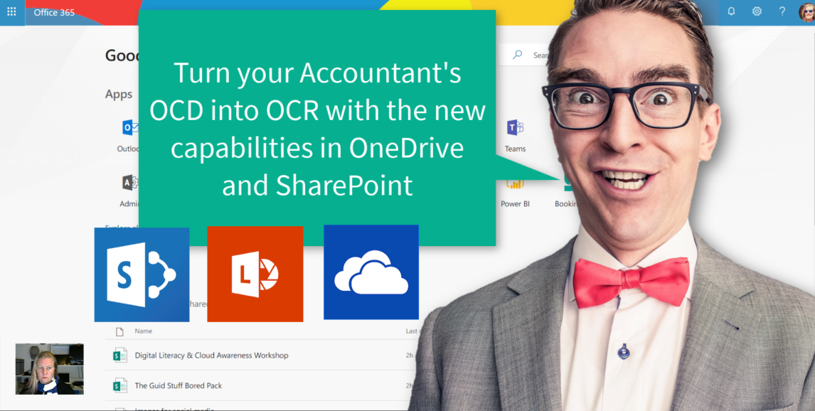 Microsoft365 Day 362: Visual Content Intelligence in #OneDrive (OCR